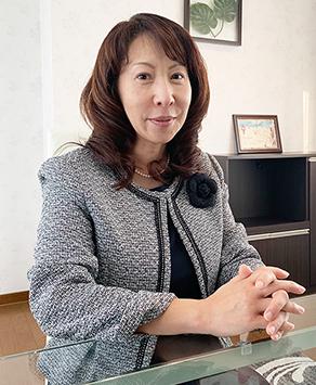 代表理事 福山 香